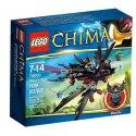 LEGO CHIMA - Razcalův havraní kluzák 70000