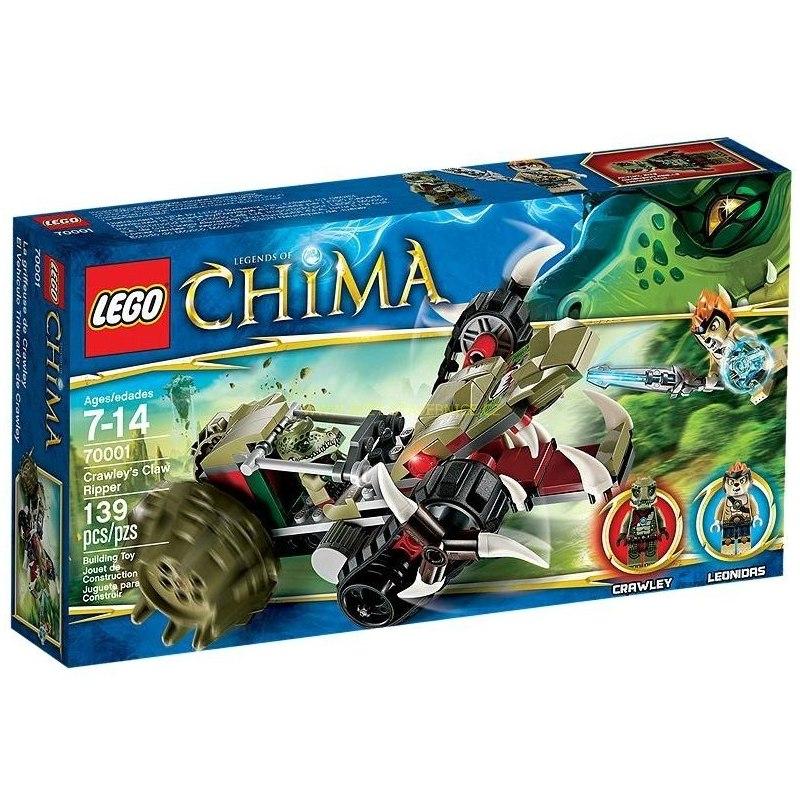 LEGO CHIMA - Crawleyho rozparovač 70001