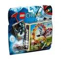 LEGO CHIMA - Ohnivý kruh 70100