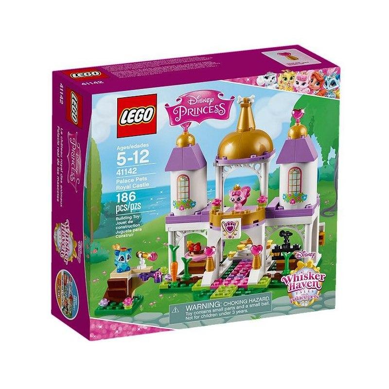 LEGO Disney Princess 41142 Mazlíčci z paláce - královský hrad