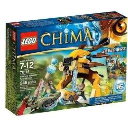 LEGO CHIMA - Rozhodující turnaj Speedorů 70115