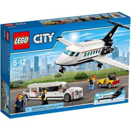 LEGO City 60102 Letiště - VIP servis