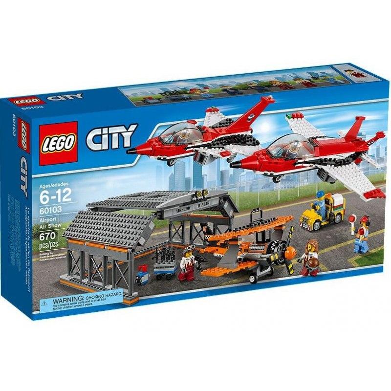 LEGO City 60103 Letiště - letecká show