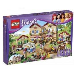 LEGO FRIENDS - Prázdninový jezdecký tábor 3185