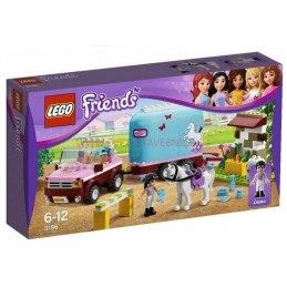 LEGO FRIENDS - Emmin přívěs pro koně 3186