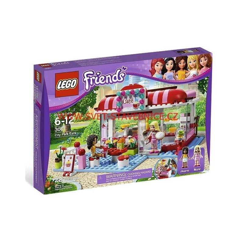 29dd92e75 LEGO FRIENDS - Kavárna v parku 3061