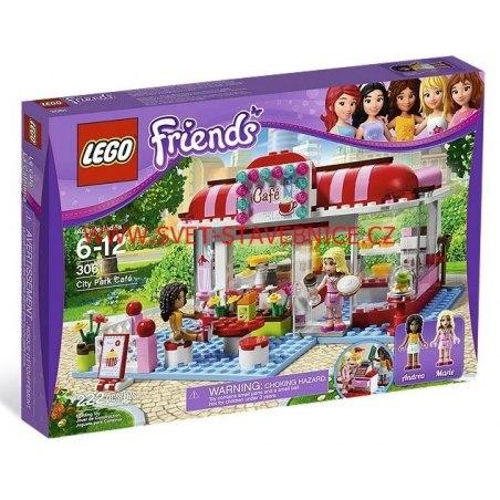 LEGO FRIENDS - Kavárna v parku 3061