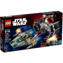 LEGO Star Wars 75150 Vaderova stíhačka TIE vs. stíhačka A-Wing