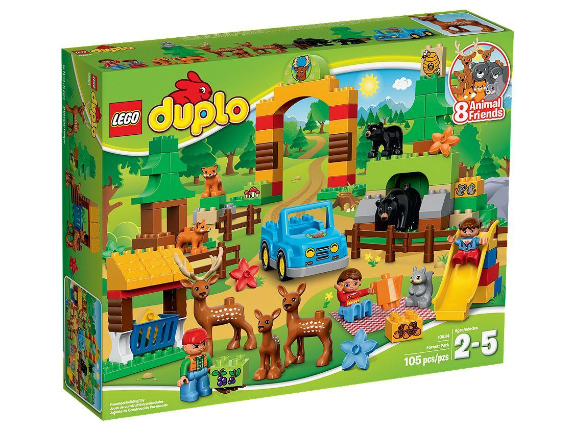 LEGO Lesní zvířátka