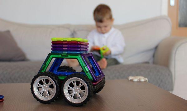 Magformers stavebnice i pro malé děti
