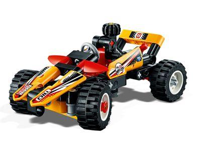 Závodní auto ze sada LEGO Technik 42101