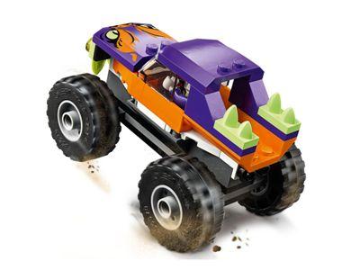 Monster Truck z LEGO City