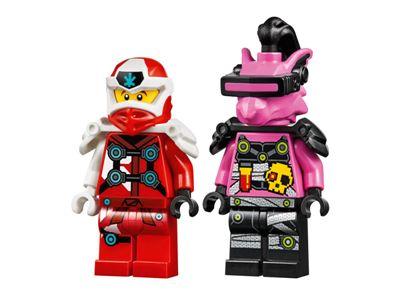 Ninjago 71707 Kai a robotický tryskáč