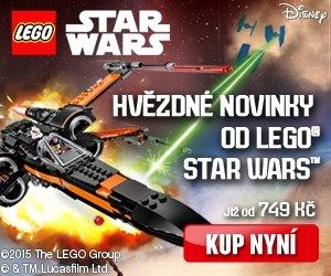 Nová kolekce LEGO Star Wars