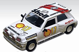 Modely Monti System - Renault Maxi 5 Turbo