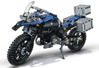 LEGO Technic motorka