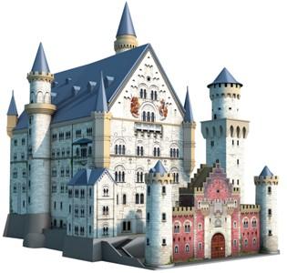 Značkové 3D puzzle Ravensburger